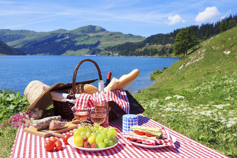 Picknick mit Jesus